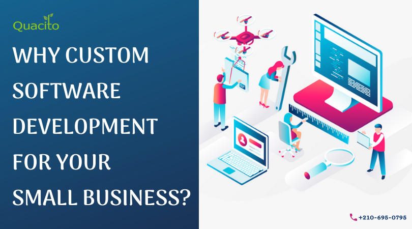 why Custom Software Development for SME's