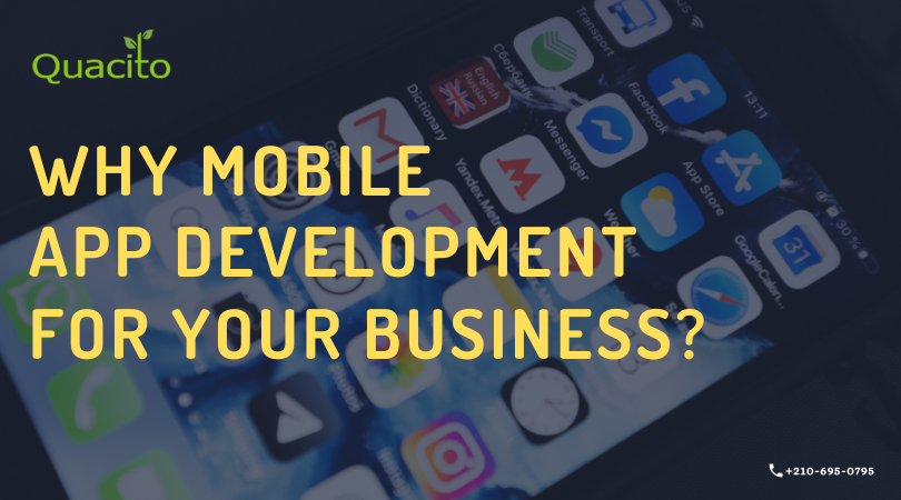 Why Mobile App development for your Businesses
