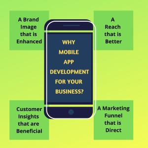 why mobile app development